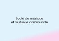 École de musique et mutuelle communale